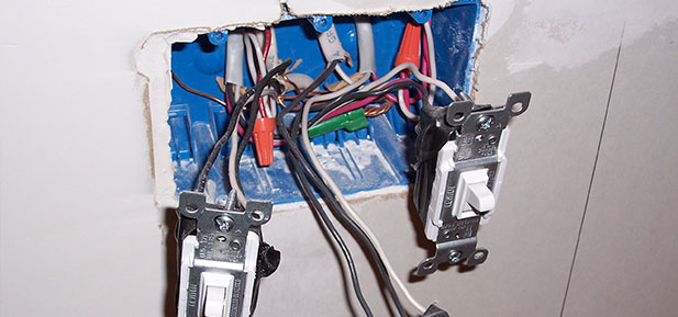 exposed-wiring