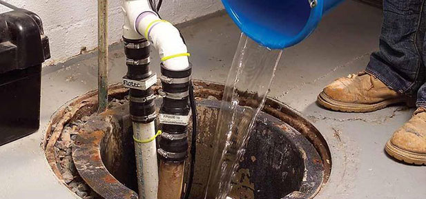 sump-pump-is-in-working-order