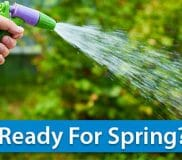 How to get your Plumbing Ready For Spring