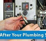 How to look after your plumbing system and after your family